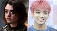 Sao phim 'Trò chơi vương quyền' Maisie Williams thừa nhận là fan cuồng BTS