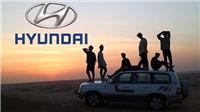 BTS là đại sứ thương hiệu của Hyundai Motors SUV Palisade