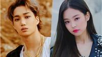 Kai của EXO và Jennie của BLACKPINK đã trở thành đôi