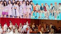 Tạm quên cuộc cạnh tranh khốc liệt, các thần tượng K-pop bình chọn sao đẹp và nóng bỏng nhất