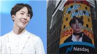 ARMY thuê không gian tại Times Square để cả thế giới biết đến sinh nhật J-Hope (BTS)