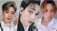 8 nam thần K-pop đang 'tạo sóng' trong nền 'make-up'