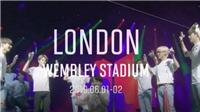 BTS tung trailer cho màn diễn sắp tới ở London