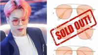 'Cháy hàng' chiếc kính đắt tiền mà Jimin (BTS) đeo khi trình diễn tại BBMA 2019