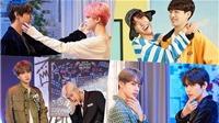 BTS tung bộ ảnh gia đình mới cho Festa 2019: V như hoàng tử, Suga cực 'ngàu'