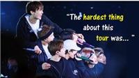 J-Hope tiết lộ phần khó khăn nhất trong tour diễn 'Speak Yourself' của BTS