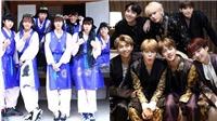 BTS đón Trung thu như thế nào kể từ khi ra mắt đến nay