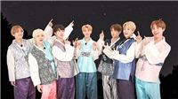 BTS đón Trung thu: Cực 'cute' trong bộ hanbok truyền thống