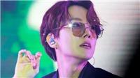 J-Hope BTS chia sẻ lý do từng 'chai lỳ' khi trình diễn trên sân khấu