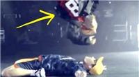Thót tin với điệu nhảy nguy hiểm khiến Jimin BTS lo sợ J-Hope bị thương nặng