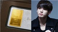 Choáng với những món quà sinh nhật fan tặng các thần tượng K-pop