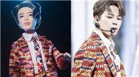 Fan làm lại nhiều chân dung búp bê Mattel của Jimin BTS