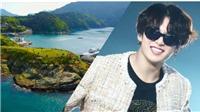 Bất chấp danh vị siêu sao, Jungkook BTS vẫn 'tá túc' trong nhà nghỉ khi tới đảo Geoje