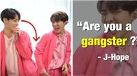 J-Hope có lúc đã 'choáng váng' trước sức mạnh của 'cậu em út Vàng' Jungkook