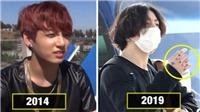 Jungkook BTS đã hoàn thành ước nguyện từ thời tuổi teen, có hình xăm, bằng lái xe...