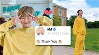 RM BTS 'đãi' fan loạt ảnh mới nhân sinh nhật lần thứ 25