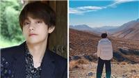 V chia sẻ những hình ảnh mới tại điểm quay phim của BTS ở New Zealand