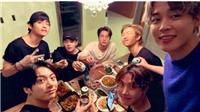 ARMY phát hiện ra 6 điều đáng yêu nhất trong bữa tiệc của BTS sau tour diễn