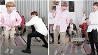 Cười vỡ bụng với những lần các chàng trai BTS tự phạt nhau
