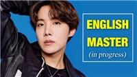 Choáng với vốn tiếng Anh đã 'lên đời' của J-Hope BTS