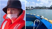 Suga BTS chia sẻ trải nghiệm câu cá trong kỳ nghỉ cùng ARMY