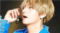 BTS: V chia sẻ về thời điểm thấy mình đẹp trai nhất