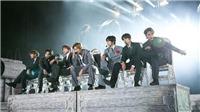 BTS ngập tràn cảm xúc, kết thúc tour 'Love Yourself: Speak Yourself' trong nước mắt