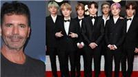 'Ông trùm' Simon Cowell sẽ lậpmột ban nhạc Anh 'đối đầu' với BTS