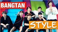 BTS tiết lộ muốn thử phong cách âm nhạc mới nào trong tương lai