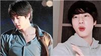 Jin BTS tiết lộ sự thực đằng sau bờ vai 'Captain Korea' ở Chiba