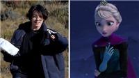 Jungkook BTS và 'Nữ hoàng băng giá' Elsa có điểm gì chung?