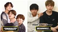 'Chết cười' với những bức ảnh chụp nhóm của BTS