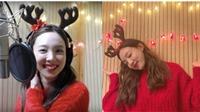 Nayeon Twice đang tạo 'trend' khắp thế giới với bản cover 'Santa Tell Me'