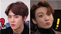 K-pop: Jungkook BTS và những thần tượng từng được 'săn lùng' với những cách không tưởng