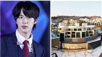 Rộ tin Jin BTS lại mua căn hộ sang trọng ở khu vực đắt nhất Seoul