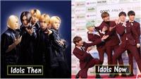 8 sự thay đổi đáng kinh ngạc trong nền K-pop 20 năm qua