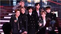 BTS tổ chức 'talk-show' trực tiếp ở Seoul cho cuộc tái xuất với album Map Of The Soul: 7