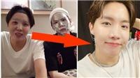 Các chàng trai BTS chia sẻ bí quyết để có làn da không tì vết
