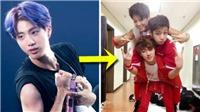 Clip: Jin BTS chứng tỏ 'khỏe như lực sĩ'
