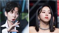 V BTS và 9 thần tượng K-pop sẽ đẹp nhất nếu để tóc đen tự nhiên