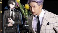 Hình dung các chàng trai BTS trong nhân vật game 'Mystic Messenger'