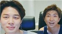 BTS: RM và Jimin tiết lộ khoảnh khắc cảm thấy bất lực, yếu đuối nhất