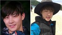 Jin BTS cùng dàn sao nam mặt mộc đẹp không tưởng trong 'Law of the Jungle'