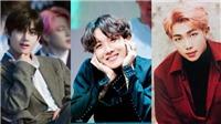 RM, V và J-Hope BTS live stream bàn kế hoạch cho album mới