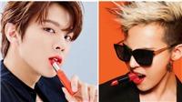 Jimin BTS, Kang Daniel và dàn nam thần cho thấy son môi không chỉ dành cho phái nữ