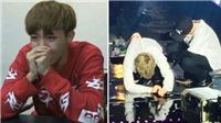 Các chàng trai BTS từng khóc nức nở trước tình cảm của cha mẹ dành cho mình