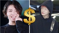 Trang phục thường ngày của Jungkook BTS cũng khiến fan 'cháy túi'