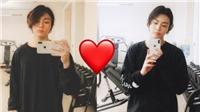 Fan mê mẩn ngắm Jungkook BTS trong những bức ảnh 'tự sướng' trước gương