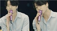 BTS: ARMY 'sướng mê' khi lại được ngắm hình xăm tuyệt đẹp trên cánh tay Jungkook