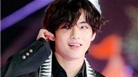 V BTS: Thần tượng được fan thích cùng thưởng thức 'patbingsu' nhất